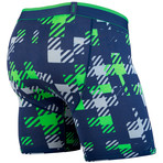 Classic Boxer Brief // Team Plaid Navy + Green (M)