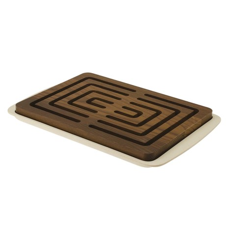 Vitto Bread Cutting Board (Light Ashwood)