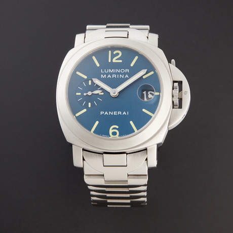 Panerai Luminor Marina Automatic // PAM 69 // Pre-Owned