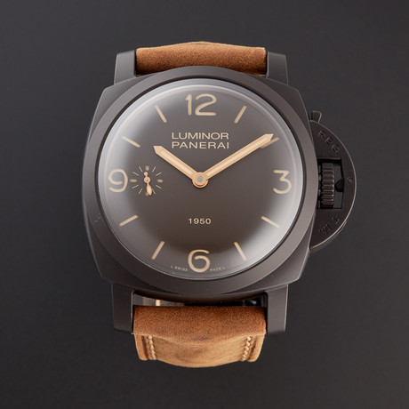 Panerai Luminor 1950 3 Days Manual Wind // PAM 375 // Pre-Owned