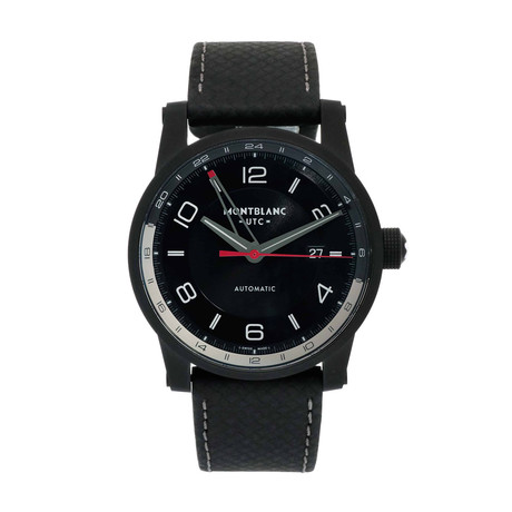 Montblanc Timewalker Urban GMT Automatic // 113876 // New