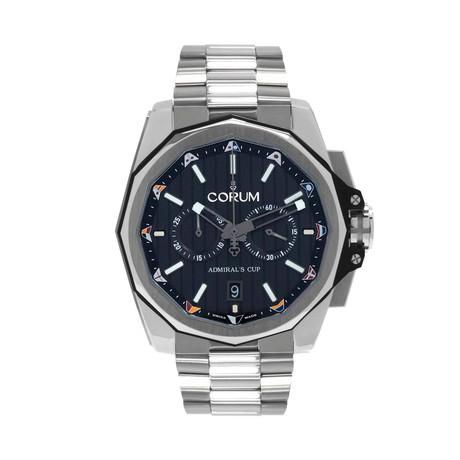 Corum Admiral's Cup AC-1 45 Chronograph Automatic // A116/04001 // Store Display