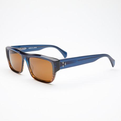 Unisex Get It On Sunglasses // Navy