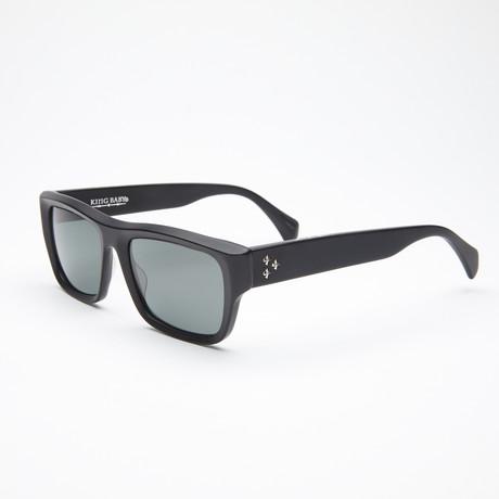 Unisex Get It On Sunglasses // Black Matte