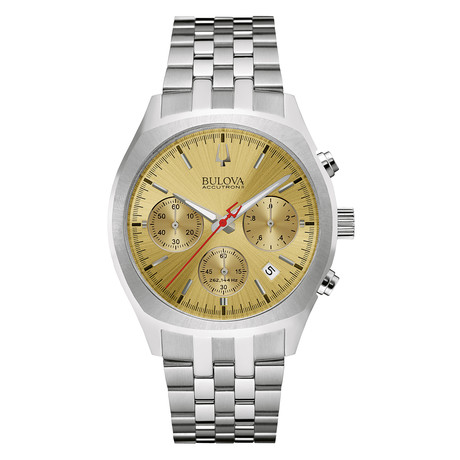 Bulova Accutron II Surveyor Quartz // 96B239
