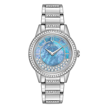 Bulova Ladies Turn Style Quartz // 96L260