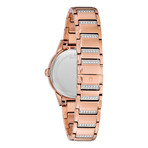 Bulova Ladies Turn Style Quartz // 98L247