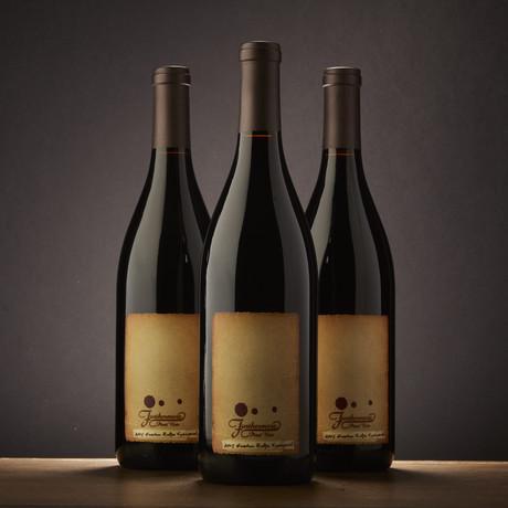 92 Point Furthermore Graton Ridge Vineyard Pinot Noir // Set of 3