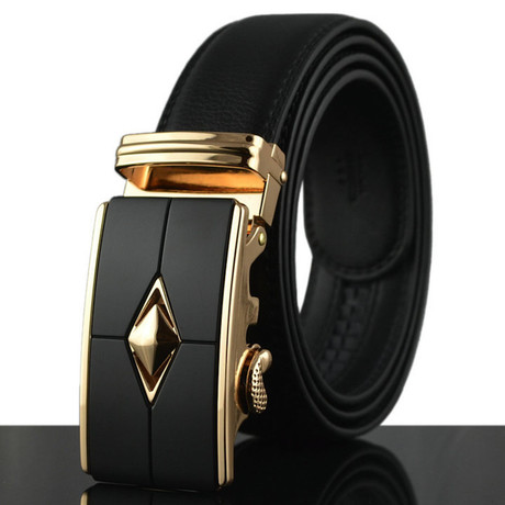 Avezzano Belt // Black