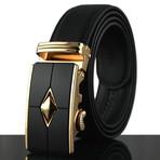 Avezzano Belt // Black