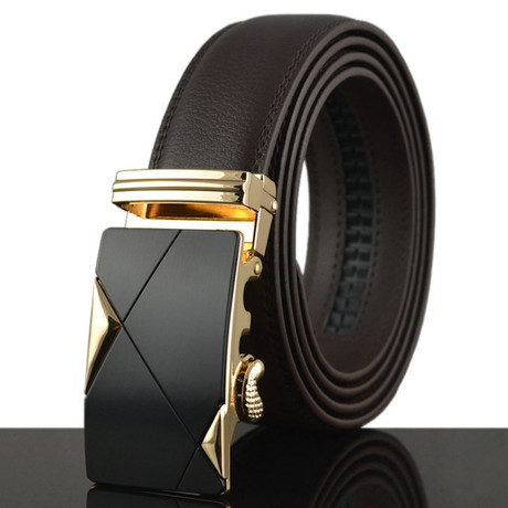 Chieti Belt // Black