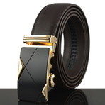 Chieti Belt // Black