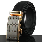 Lanciano Belt // Black