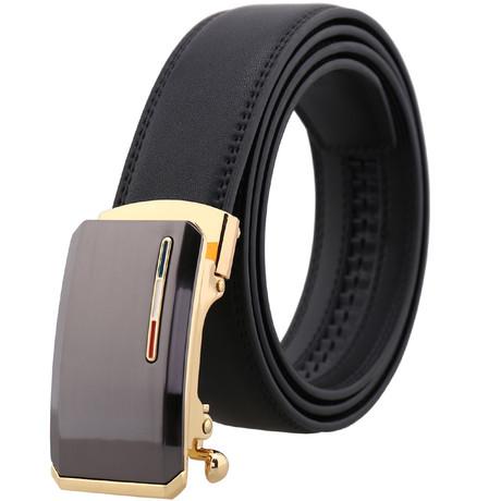 Pescara Belt // Black