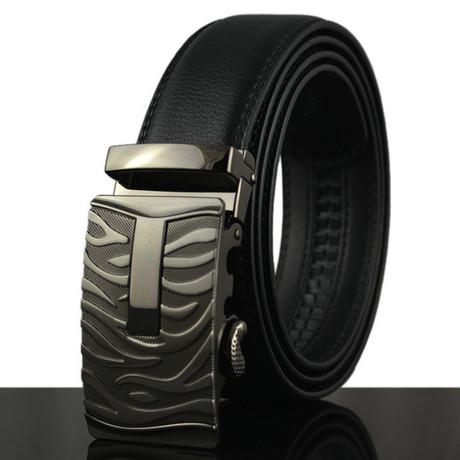 Avellino Belt // Black
