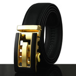 Melfi Belt // Black