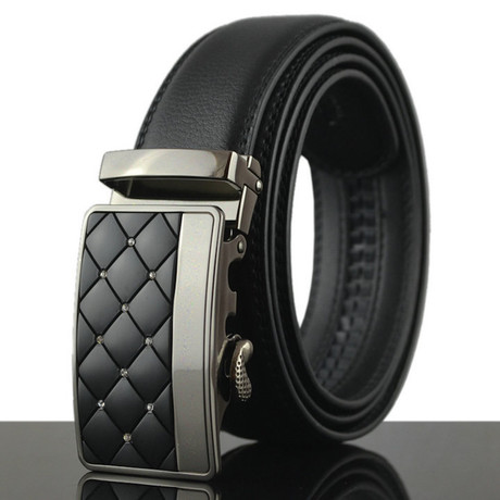 Crotone Belt // Black