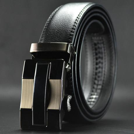Ercolano Belt // Black