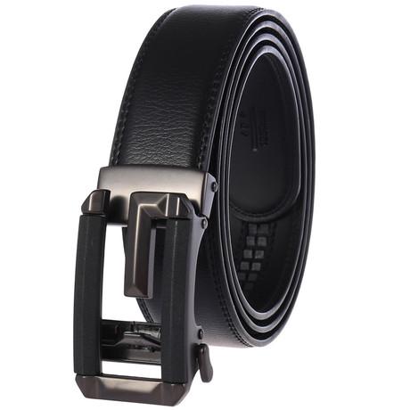 Amalfi Belt // Black