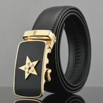 Forio Belt // Black