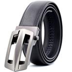 Portici Belt // Black