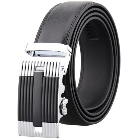 Sorrento Belt // Black
