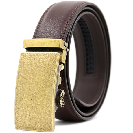 Bobbio Belt // Brown