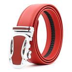 Forli Belt // Red
