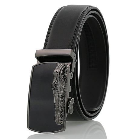 Lugo Belt // Black
