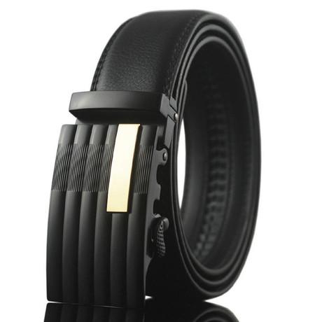Piacenza Belt // Black