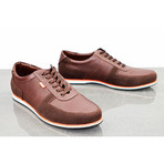Zealand Leisure Sneakers // Brown (Euro: 42)