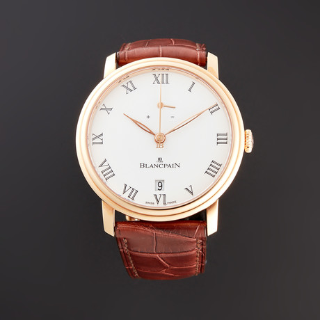 Blancpain Villeret 8 Days Manual Wind // 6613-3631-55B // Unworn