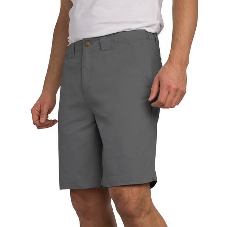 Hidden Cargo Shorts // Men // Gray (30)
