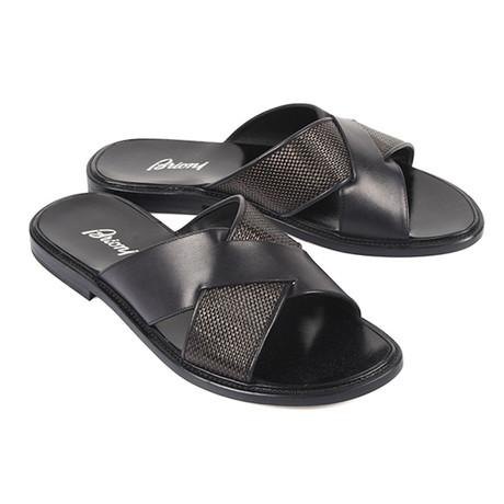 Sandal // Black (Euro: 39.5)