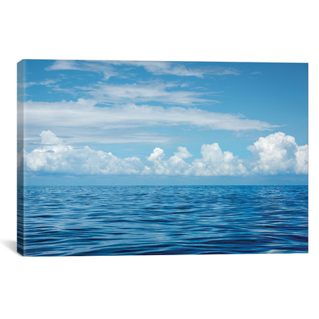 "Indian Ocean (26""W x 18""H x 0.75""D)"