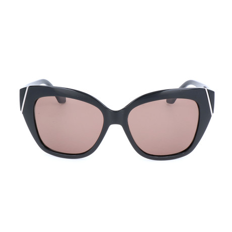 Women's BA0099 Sunglasses // Shiny Black