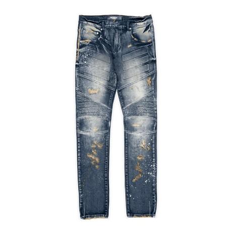 Pacific Denim Jean // Blue (30WX32L)