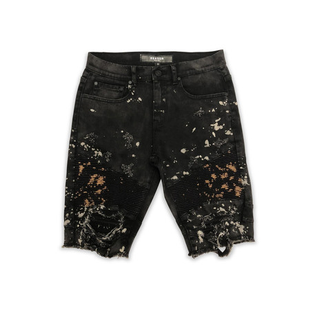 Duff Denim Short // Black (30)