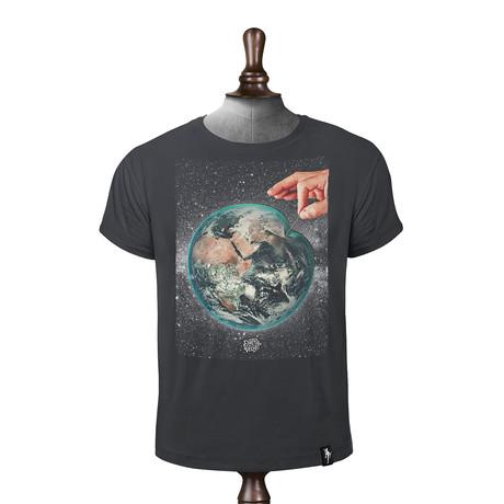 Ready to Burst T-Shirt // Charcoal (XS)