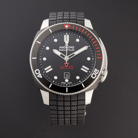 Anonimo Nautilo Automatic // AM-1002.01.001.A11 // New