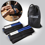 Double Wrap Occlusion Training Bands // Lower Body