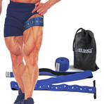 QUAD Wrap Occlusion Training Bands // Lower Body