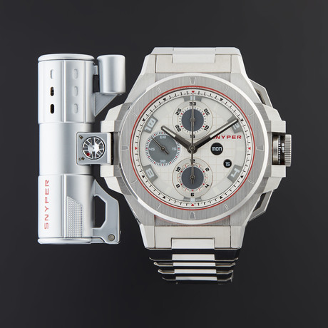 Snyper Chronograph Automatic // 50.000.0M // Store Display