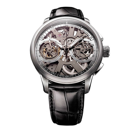 Maurice Lacroix Masterpiece Chronograph Automatic // MP7128-SS001-000 // Store Display