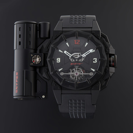 Snyper Tourbillon Manual Wind // 70.210.00 // New