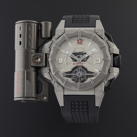 Snyper Tourbillon Manual Wind // 70.910.00 // New