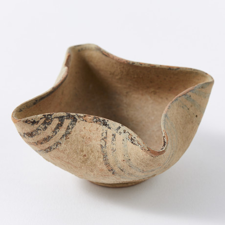 Indus Valley Ceramic Oil Lamp // c. 2500 - 2000 BC