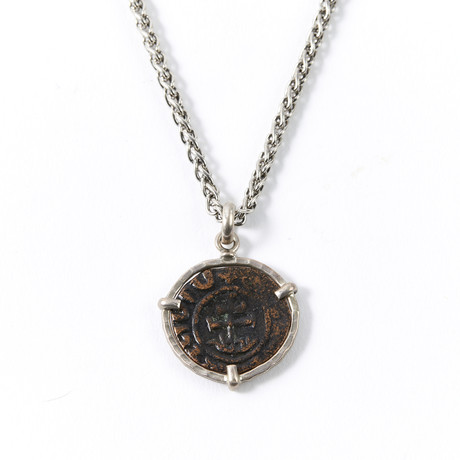 Medieval Armenia, Time of the Crusades // Coin Pendant