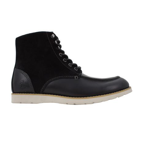 Ned Engineer Boot // Black (US: 7.5)