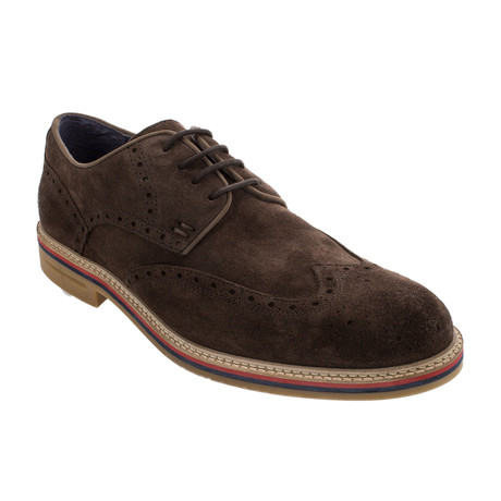 Bart II Modern Lace Up Oxford // Brown (US: 7)